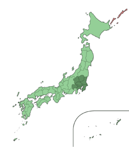 """<a href=""http://commons.wikimedia.org/wiki/File:Greater_Tokyo_Area.png#/media/File:Greater_Tokyo_Area.png"">Greater Tokyo Area</a>"" by <a href=""//commons.wikimedia.org/w/index.php?title=User:Qrsk075&amp;action=edit&amp;redlink=1"" class=""new"" title=""User:Qrsk075 (存在しないページ)"">Qrsk075</a> - <span class=""int-own-work"" lang=""ja"">投稿者自身による作品</span>. Licensed under <a href=""http://creativecommons.org/licenses/by-sa/3.0"" title=""Creative Commons Attribution-Share Alike 3.0"">CC 表示-継承 3.0</a> via <a href=""//commons.wikimedia.org/wiki/"">ウィキメディア・コモンズ</a>."